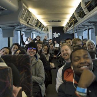 Boston Snow Tubing & Brewery Bus Tour