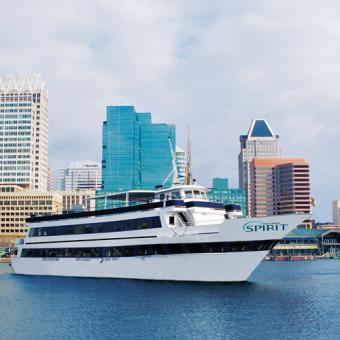 Baltimore Harbor Lunch Cruise in Baltimore
