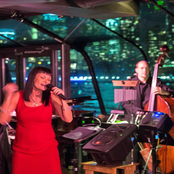 Live Music on Luxury Dinner Cruise in New York, NY