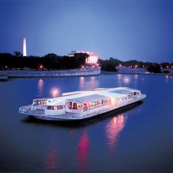 Gourmet Dinner Cruise in Washington DC