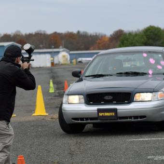 Drive Like a Spy near New Jersey