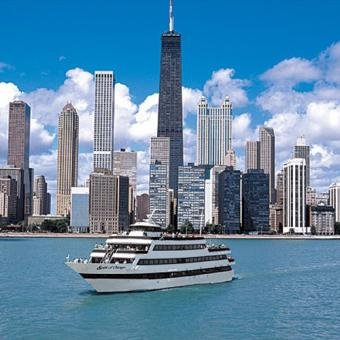 Sunday Brunch Cruise in Chicago