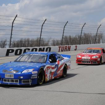 Thrill Rides at Pocono