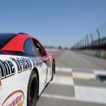 Ride in a Stock Car
