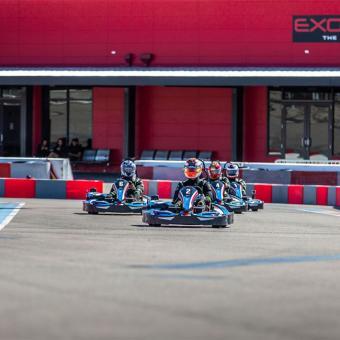Las Vegas Go-Kart Racing
