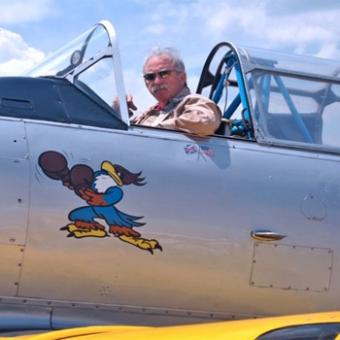 Flying Experience in Historic Warbird