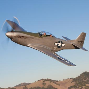 Infamous P51 Mustang