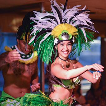 Dinner and Show in Oahu