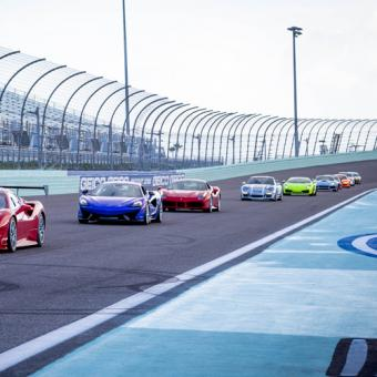 Exotic Car Racing Experience near Ft Lauderdale