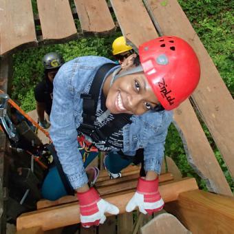 Aerial Adventure Course near Atlanta