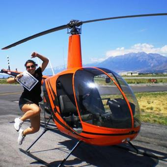 Salt Lake City: Learn to Fly a Helicopter at Cloud 9 Living Helicopter Flying Lessons Chicago on glider flying lessons, r22 helicopter training lessons, how much for helicopter lessons, girl flying lessons, air plane flying lessons, funny flying lessons,