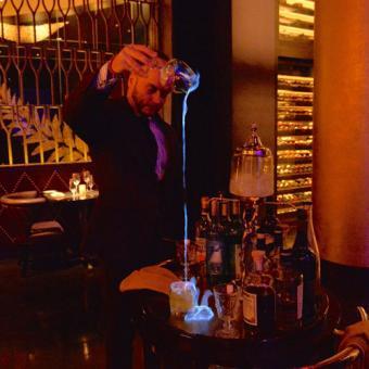 Signature Cocktails on Vegas Strip