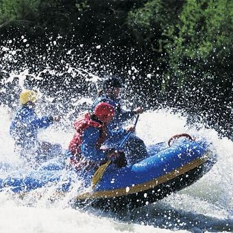 Raft the Arkansas River in Denver