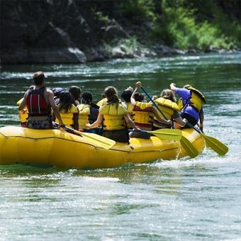 Whitewater Rafting in Northern Virginia