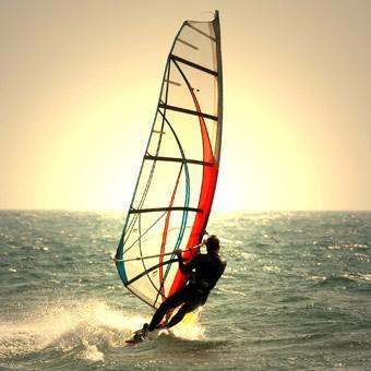 Learn to Windsurf in Tampa