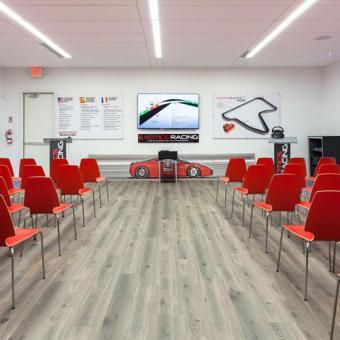 Race an Aston Martin Classroom in Las Vegas