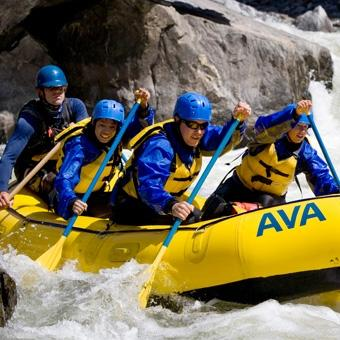Whitewater Raft The Numbers in Denver
