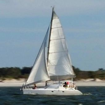 Private Catamaran Sailing Charter in Jacksonville