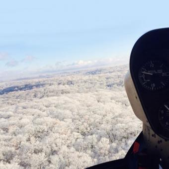 Winter Tour over the Hudson Valley