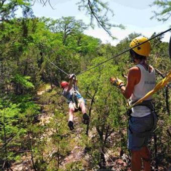 Canopy Tour and Zipline Adventure