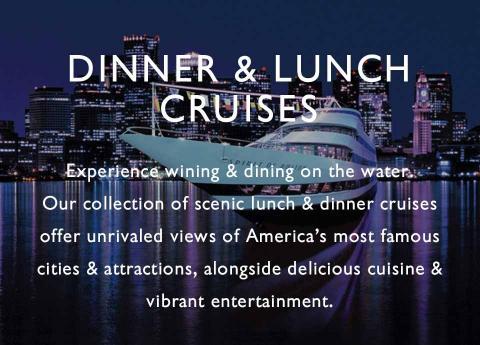 Dinner Cruises Lunch Cruises Harbor Dinner Boat Cruise