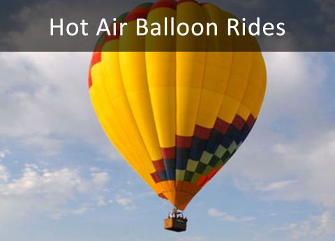Hot Air Balloon Rides Tours Flights Trips Experiences