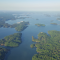 Light Sport Flying Lesson over Lake Lanier