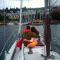 Evening Sail on Solana