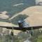 North American P51 Mustang Flight