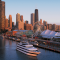 Gourmet Sunday Champagne Brunch Cruise in Chicago, IL