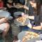 Food Tasting during Food Tour in Los Angeles