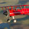 Scenic Biplane Flight over Sonoma Valley