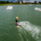 Wakeboarding in Rosharon