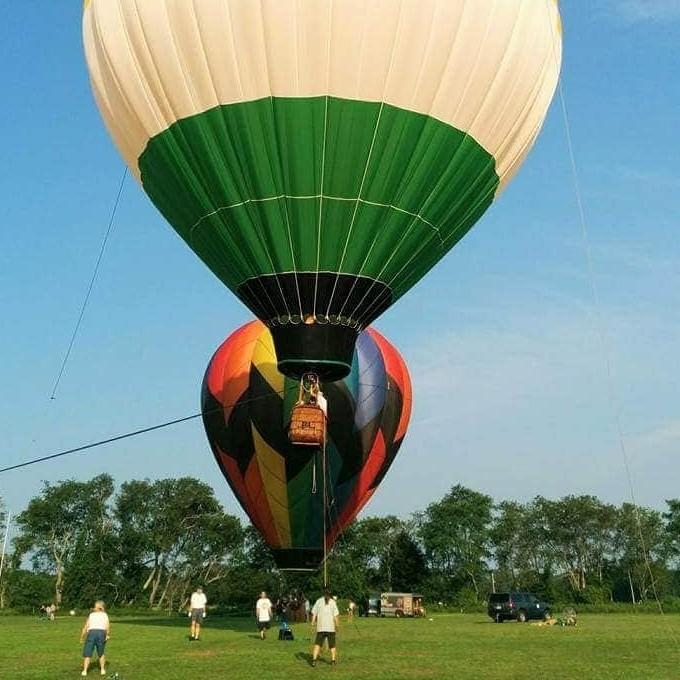 Hot Air Balloon Ride from Dixfield, ME