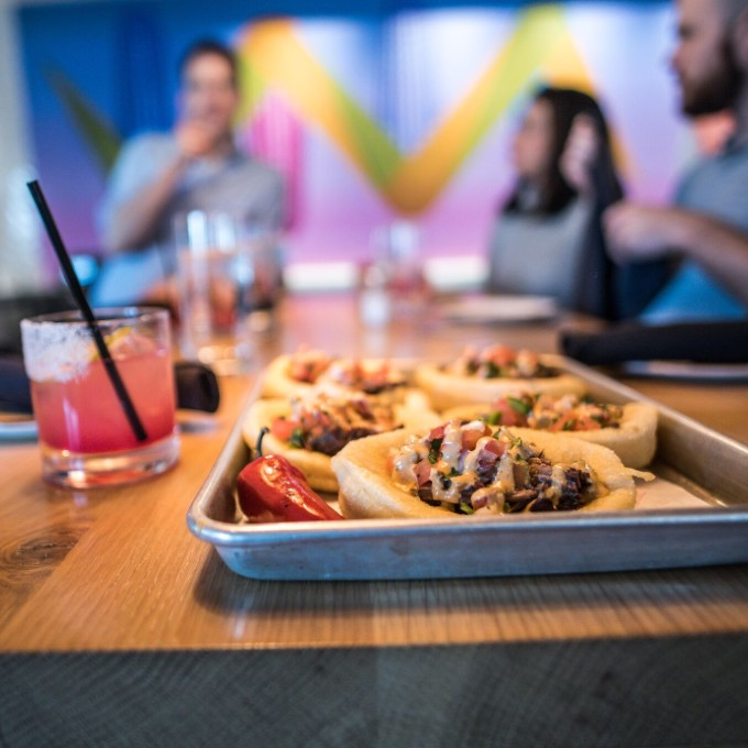 Guided Food Tour in Downtown Denver