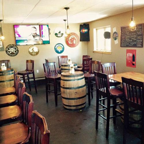 Denver zipline and beer tasting