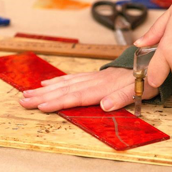Learn the Art of Glass Fusing