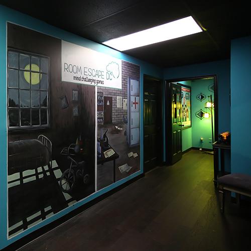 escape room fairfax va