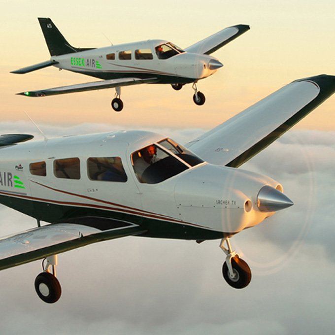 Private Pilot's License Training Package