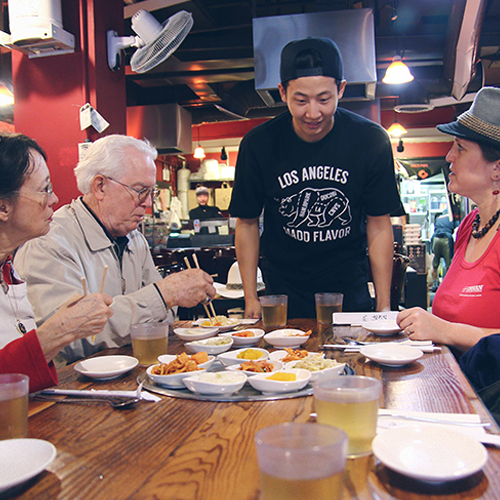 Guided Ethnic Food Tour in LA
