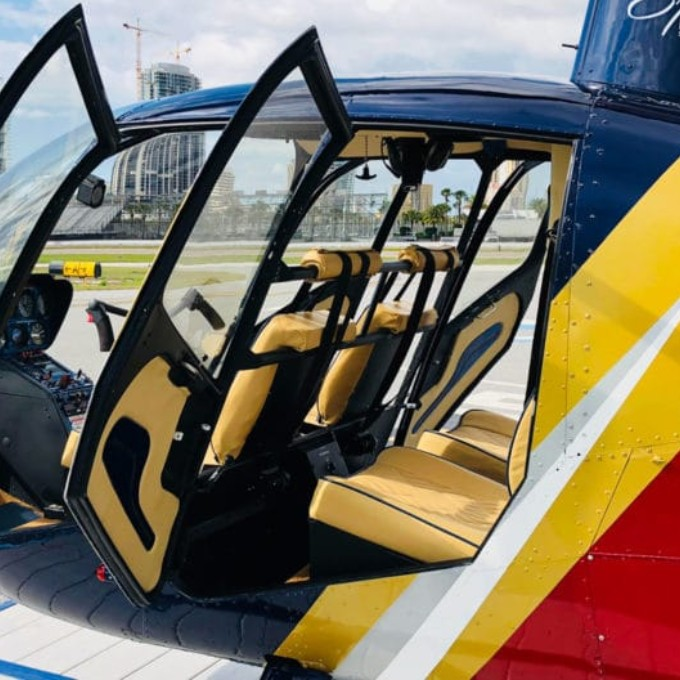 St. Petersburg Scenic Helicopter Tour