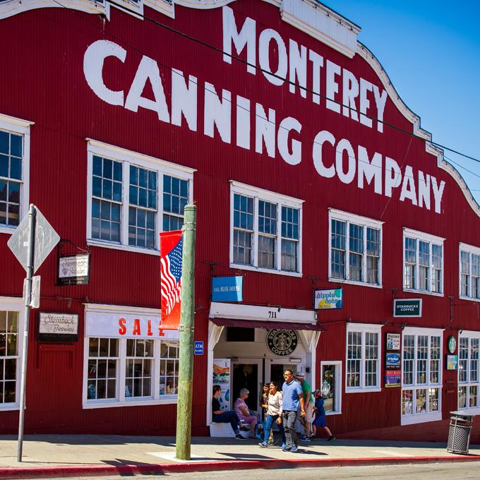 Tour Monterey