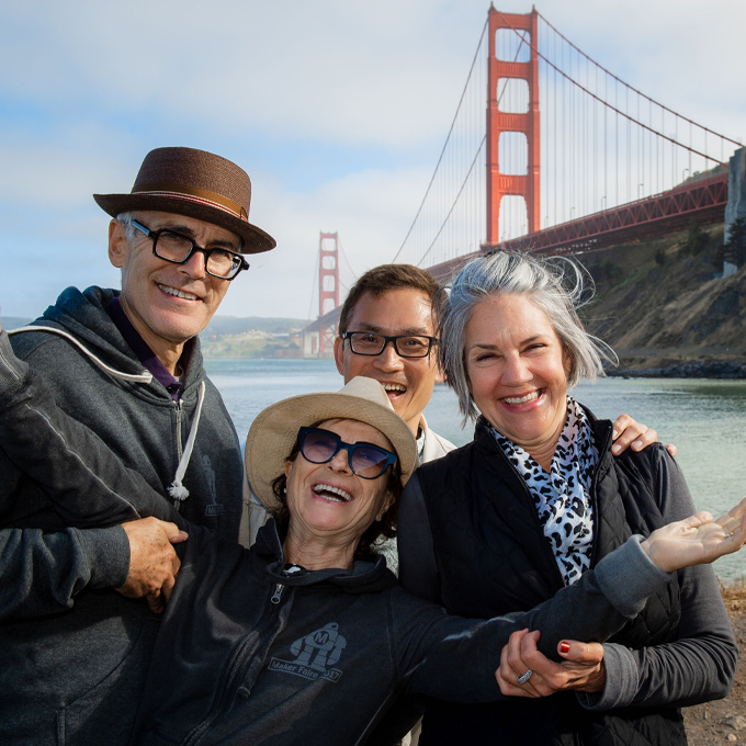 Guided Tour from San Francisco