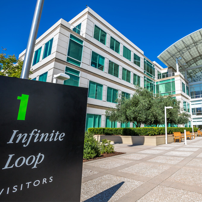 Visit Apple Campus