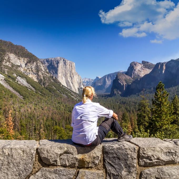 Yosemite National Park Tour