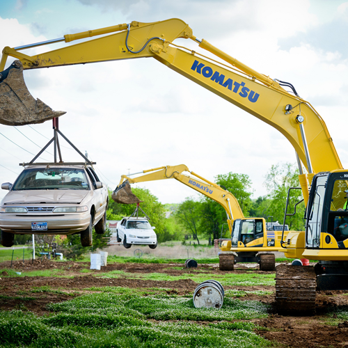 Ultimate Sandbox Equipment Operator in Dallas