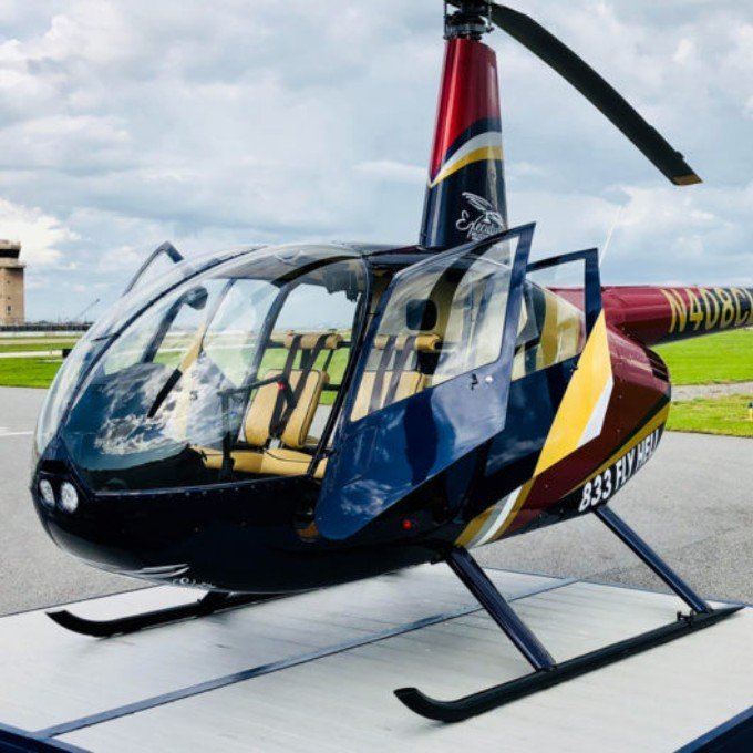 St. Petersburg Helicopter Tour in Florida