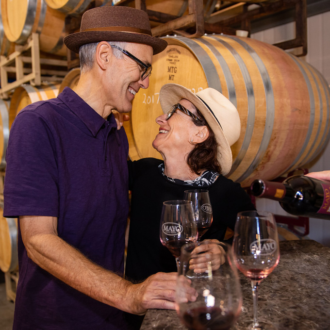 Guided Wine Country Tour