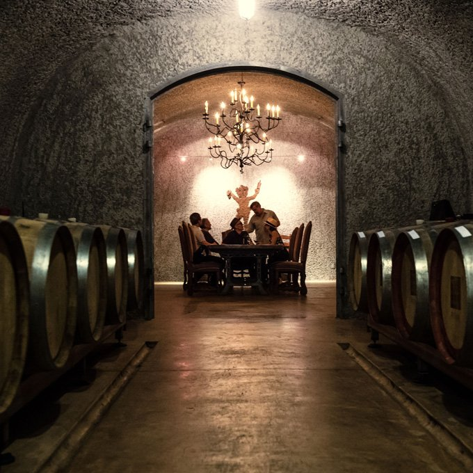 Wine Tasting on Wine Country Tour in San Francisco