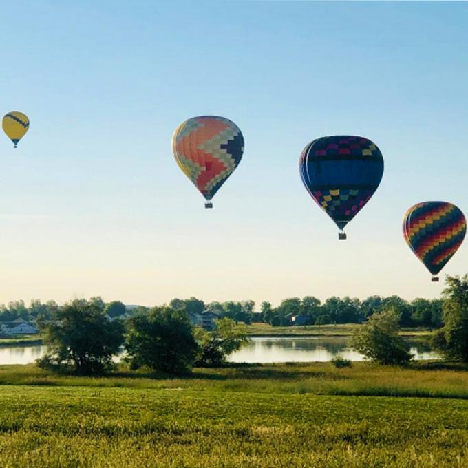 Denver Balloon Flight